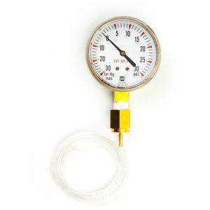 EN-SCI - Pressure Vacuum Gauge