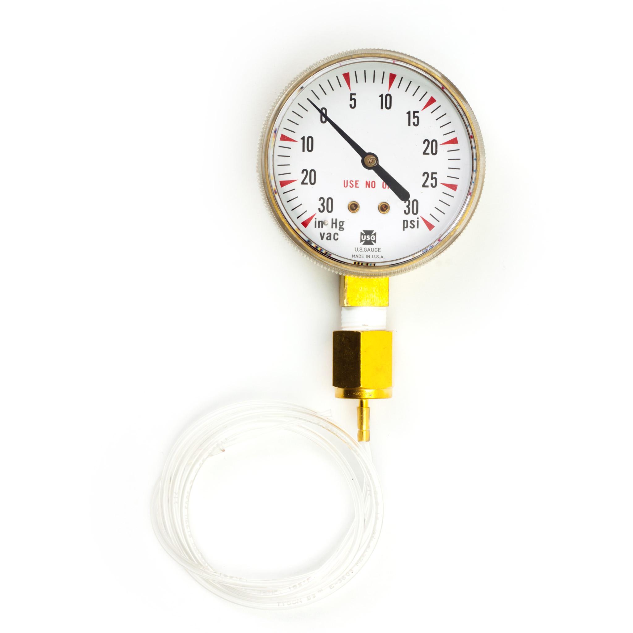 Pressure Vacuum Gauge - EN-SCI